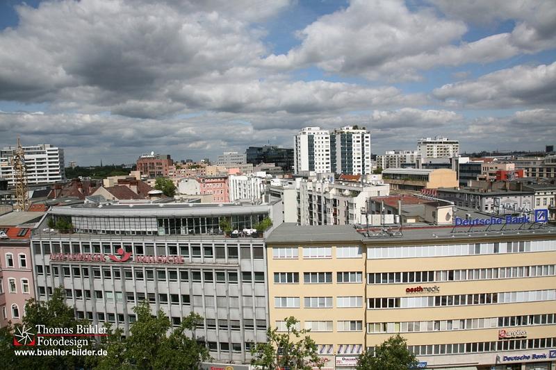 b hler bilder galerie staedte berlin berlin west kadewe kaufhaus des westens blick auf die stadt. Black Bedroom Furniture Sets. Home Design Ideas
